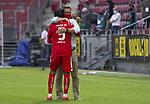 Sport: Fussball: 1. Bundesliga:: nphgm001:  Saison 19/20: 33. Spieltag: 1. FSV Mainz 05 vs SV Werder Bremen 20.06.2020<br />Jean-Paul Boetius und Vorstandschef Stefan Hofmann (M05),<br /> Foto: Bratic/rscp-photovia/via gumzmedia/nordphoto<br /><br />DFL regulations prohibit any use of photographs as image sequences and/or quasi-video.<br />EDITORIAL USE ONLY.<br />National and international News-Agencies OUT.<br /><br />  DFL REGULATIONS PROHIBIT ANY USE OF PHOTOGRAPHS AS IMAGE SEQUENCES AND OR QUASI VIDEO<br /> EDITORIAL USE ONLY<br /> NATIONAL AND INTERNATIONAL NEWS AGENCIES OUT