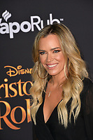 Teddi Mellencamp at the world premiere of Disney's &quot;Christopher Robin&quot; at Walt Disney Studios, Burbank, USA 30 July 2018<br /> Picture: Paul Smith/Featureflash/SilverHub 0208 004 5359 sales@silverhubmedia.com
