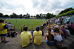 St Albans 0 Watford 5, 26/07/2014. Clarence Park, Pre Season Friendly. Pre Season friendly between St Albans City and Watford from Clarence Park Stadium. Watford won the game 5-0. Photo by Simon Gill.