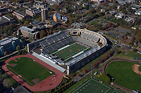 aerial photograph Princeton University, Princeton, Mercer County, New Jersey