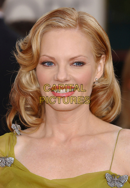 MARG HELGENBERGER.60th Golden Globe Awards, Los Angeles, USA..January 19th, 2003.headshot portrait.CAP/PL.©Phil Loftus/Capital Pictures