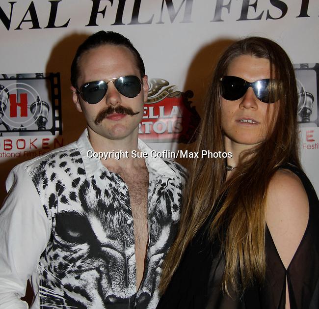 - Gala Awards Night - Closing Night - Hoboken International Film Festival held June 5, 2014 at the Paramount Theatre, Middletown, New York. (Sue Coflin/Max Photos)