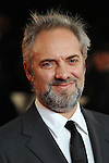 NON EXCLUSIVE PICTURE: PAUL TREADWAY / MATRIXPICTURES.CO.UK.PLEASE CREDIT ALL USES..WORLD RIGHTS..English film-maker Sam Mendes attends The Royal World Premiere of Skyfall, Royal Albert Hall, London...OCTOBER 23RD 2012..REF: PTY 124755