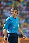 Milorad Mazic (Referee), JUNE 16, 2014 - Football / Soccer : FIFA World Cup Brazil 2014 Group G match between Germany 4-0 Portugal at Arena Fonte Nova in Salvador, Brazil. (Photo by Maurizio Borsari/AFLO)