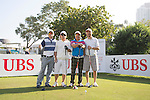 13Dec2016 - Am-Am - 58th UBS Hong Kong Open 2016 - European Tour Golf