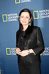PASADENA - JAN 3: Geraldine Hughes of the show 'Killing Lincoln' at the National Geographic Channels TCA party on January 3, 2013 at the Langham Hotel in Pasadena, California