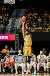 Guangzhou Long-Lions vs Seoul Samsung Thunders during The Asia League's 'The Terrific 12' Semi-final match at Studio City Event Center on 22 September 2018, in Macau, Macau. Photo by Marcio Rodrigo Machado / Power Sport Images for Asia League