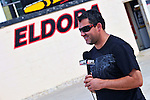 Jun 8, 2011; 4:35:14 PM; Rossburg, OH., USA; The 7th running of the Gillette Fusion ProGlide Prelude to the Dream  Dirt Late Models at the Eldora Speedway.  Mandatory Credit: (thesportswire.net)