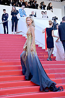 www.acepixs.com<br /> <br /> May 19 2017, Cannes<br /> <br /> Victoria Hervey arriving at the 'Okja' screening during the 70th annual Cannes Film Festival at Palais des Festivals on May 19, 2017 in Cannes, France. <br /> <br /> <br /> By Line: Famous/ACE Pictures<br /> <br /> <br /> ACE Pictures Inc<br /> Tel: 6467670430<br /> Email: info@acepixs.com<br /> www.acepixs.com