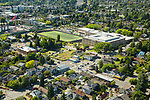 Roosevelt High School in Northeast Seattle