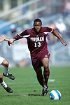 08 Oct 2006,  Ryan Brown of Fordham.  The St. Louis University Billikens defeated Fordham by a score of 1-0 in a regular season Atlantic 10 Conference match at Robert R. Hermann Stadium, St. Louis, Missouri.