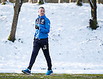 290115 Rangers training