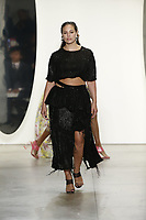 Prabal Gurung<br /> catwalk fashion show at New York Fashion Week<br /> Spring Summer 2018<br /> in New York, USA September 2017.<br /> CAP/GOL<br /> &copy;GOL/Capital Pictures