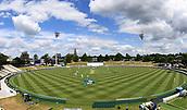 9th December 2017, Seddon Park, Hamilton, New Zealand; International Test Cricket, 2nd Test, Day 1, New Zealand versus West Indies;  General view