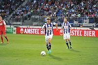 VOETBAL: HEERENVEEN, 03-08-2013, SC Heerenveen - AZ 4-2, Magnus Wolff Eikrem (NOR), ©foto Martin de Jong