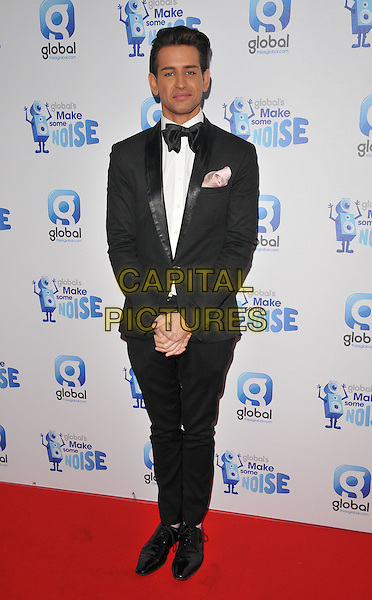 Oliver &quot;Ollie&quot; Locke attends the Global Radio's Make Some Noise Night Gala, Supernova, Embankment Gardens, London, England, UK, on Tuesday 24 November 2015. <br /> CAP/CAN<br /> &copy;CAN/Capital Pictures