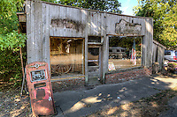 The Funksgrove Country Store on Route 66 in Funksgrove Illinois.