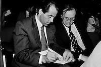 Antonio di Pietro, Piercamillo Davigo, 1993