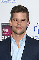 LOS ANGELES, CA - OCTOBER 16: Charlie Carver at the National Breast Cancer Coalition Fund's 16th Annual Les Girls Cabaret at Avalon Hollywood on October 16, 2016 in Los Angeles, California. Credit: David Edwards/MediaPunch