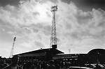 20 minutes to kick off. Facing the Boys End at Ayresome Park. Boro v Stoke City, 8th April 1995. Photo by Paul Thompson