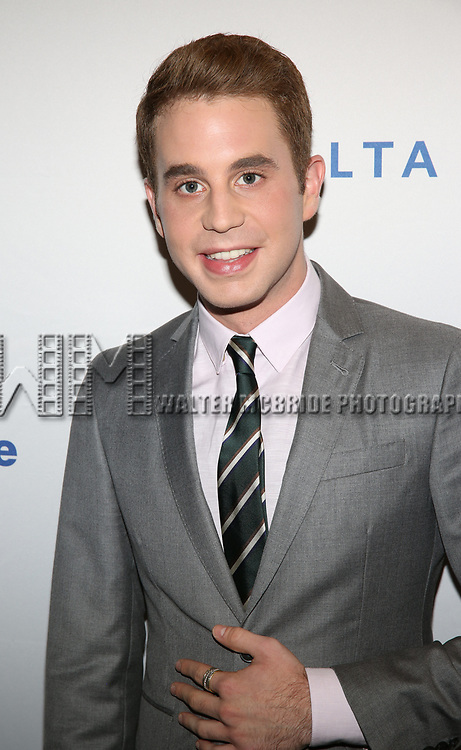 Ben Platt attends the 83rd Annual Drama League Awards Ceremony  at Marriott Marquis Times Square on May 19, 2017 in New York City.