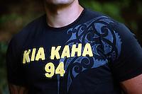 .Kia Kaha photoshoot, Brooklyn, Wellington. 12 March 2010. Photo: Dave Lintott