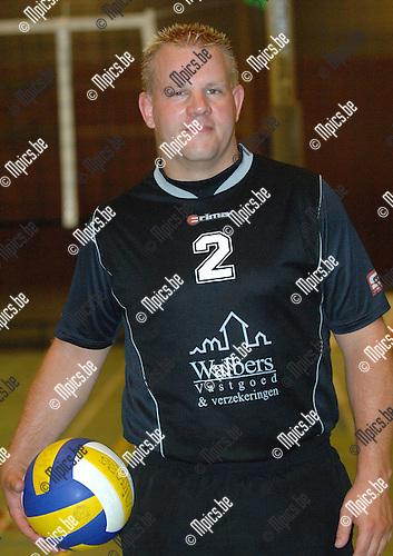 2007-08-23 / Volleybal / Smash Oud-Turnhout / Steven Debruyn