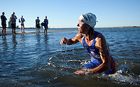 09 SEP 2009 - SOUTHPORT, AUS - Joan Lennon (GBR) - World Aquathlon Championships (PHOTO (C) NIGEL FARROW)
