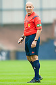 Referee Stephen Finnie.