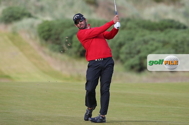 Pablo Larrazabal (ESP) during Round One of the 2016 Aberdeen Asset Management Scottish Open, played at Castle Stuart Golf Club, Inverness, Scotland. 07/07/2016. Picture: David Lloyd | Golffile.<br /> <br /> All photos usage must carry mandatory copyright credit (&copy; Golffile | David Lloyd)