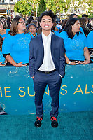Dallas Liu bei der Weltpremiere des Kinofilms 'The Sun Is Also a Star' in den Pacific Theaters at the Grove. Los Angeles, 13.05.2019