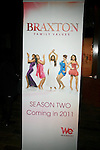Atmosphere at Premiere Screening of BRAXTON FAMILY VALUES Season 2 Held at Tribeca Grand, NY 11/8/11