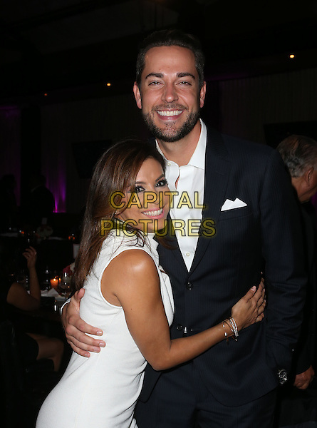 Hollywood, CA - November 05 Eva Longoria, Zachary Levi Attending The Eva Longoria Foundation Annual Dinner - Inside  At Beso On November 05, 2015. <br /> CAP/MPI/FS<br /> &copy;FS/MPI/Capital Pictures