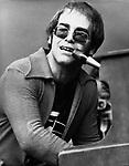 Elton John 1971 ..Photo by Chris Walter/Photofeatures