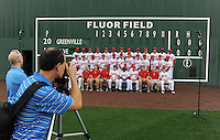 04.04.2012 - MiLB Greenville Drive Media Day