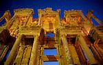 Turkey, Ephesus (Ephes). The Celsus Library