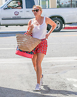 Hollywood actress Reese Witherspoon seen out shopping in Los Angeles<br /> 29/07/2017