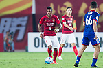 Guangzhou Midfielder Paulinho Maciel in action during the AFC Champions League 2017 Group G match between Guangzhou Evergrande FC (CHN) vs Suwon Samsung Bluewings (KOR) at the Tianhe Stadium on 09 May 2017 in Guangzhou, China. Photo by Yu Chun Christopher Wong / Power Sport Images
