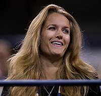 Kim Sears, Andy Murray's girlfriend. Andy Murray (GBR ) (2) against Taylor Dent (USA) in the third round. Murray beat Dent 6-3 6-2 6-2..International Tennis - US Open - Day 7 Sun 06 Sep 2009 - USTA Billie Jean King National Tennis Center - Flushing - New York - USA ..© Frey Images, 1st Floor, Barry House, 20-22 Worple Road, London, SW19 4DH. Telelphone - +44 208 947 0100 .Cell phone - +44 7843 383 012