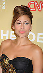HOLLYWOOD, CA. - November 21: Eva Mendes attends the 2009 CNN Heroes Awards held at The Kodak Theatre on November 21, 2009 in Hollywood, California.