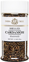 India Tree Shelled Cardamom, India Tree Seeds