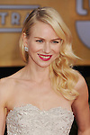 LOS ANGELES, CA - JANUARY 27: Naomi Watts arrives at the19th Annual Screen Actors Guild Awards held at The Shrine Auditorium on January 27, 2013 in Los Angeles, California.