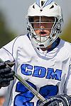 Corona Del Mar, CA 04/06/10 - Josh Giger (Corona Del Mar #22) in action during the Corona Del Mar-Danville/Monte Vista lacrosse game.
