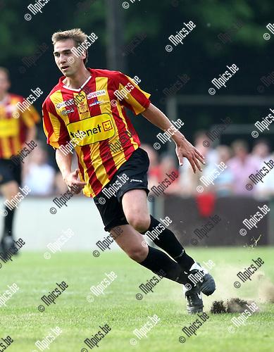 2009-06-28 / voetbal / KV Mechelen seizoen 2009-2010 / David Destorme..Foto: Maarten Straetemans (SMB)
