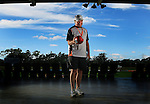 Western Sydney Giants coach Kevin Sheedy portrait at Blacktown Sports Stadium. Wednesday March 21st 2012..Pictures Steve Christo