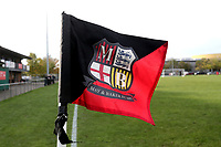 May & Baker corner flag during May & Baker vs Swaffham Town, Buildbase FA Vase Football at Gale Street on 4th November 2018