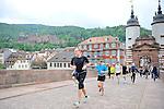 Testlauf GELITA Trail Marathon Heidelberg 11.05.2013