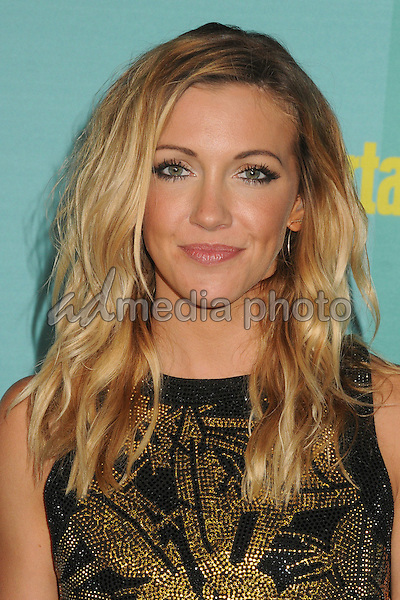 11 July 2015 - San Diego, California - Katie Cassidy. Entertainment Weekly 2015 Comic-Con Celebration held at Float at the Hard Rock Hotel. Photo Credit: Byron Purvis/AdMedia