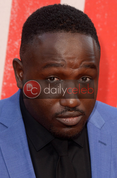 "Hannibal Buress<br /> at the ""Tag"" World Premiere, Village Theater, Westwood, CA 06-07-17<br /> David Edwards/DailyCeleb.com 818-249-4998"