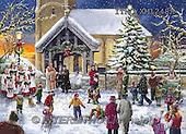 Marcello, CHRISTMAS SANTA, SNOWMAN, WEIHNACHTSMÄNNER, SCHNEEMÄNNER, PAPÁ NOEL, MUÑECOS DE NIEVE, paintings+++++,ITMCXM1248A,#X#